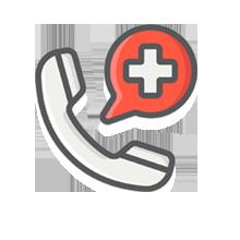 Заказать обратный звонок для уточнения информации или записи на приём