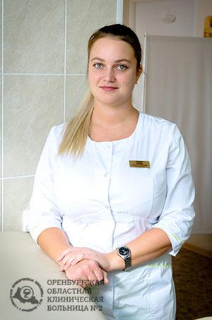 Врач колопроктолог Зотова Кристина Сергеевна
